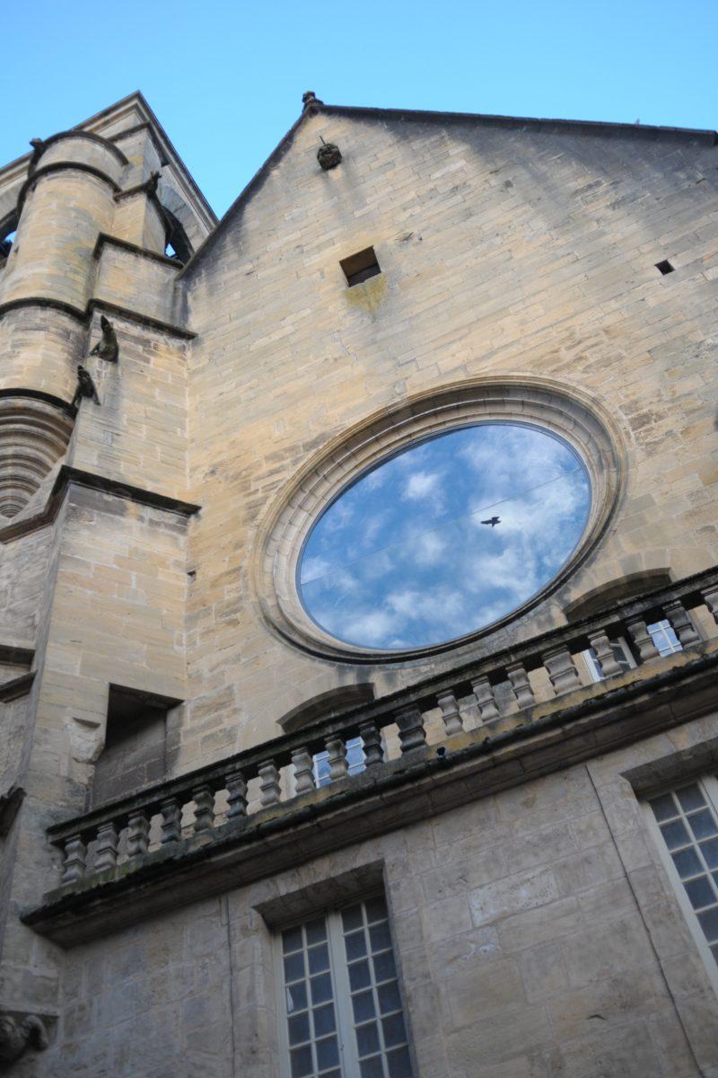 Eglise Ste Marie de Sarlat réhabilitée par Jean Nouvel